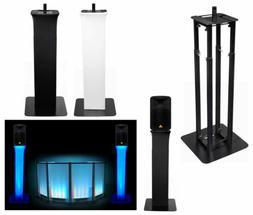 Rockville Black Adjustable Totem Stand For Behringer EPS500