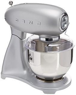 Smeg 5-Quart Stand Mixer-Silver