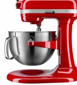 New KitchenAid 6-Quart Professional Bowl-Lift Stand Mixer Em