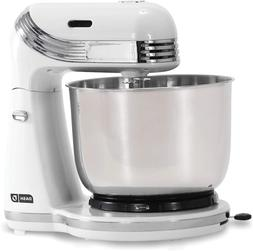 6 Speed Electric Stand Mixer with 3.0 Quart Stainless Steel