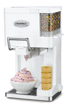 Cuisinart ICE-45 Mix It In Soft Serve 1-1/2-Quart Ice Cream