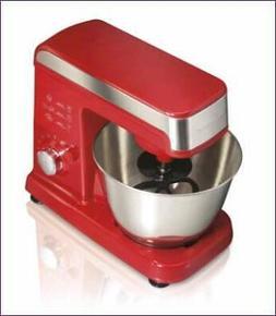 Hamilton Beach - Tilt-head Stand Mixer - Red