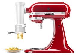 KitchenAid KSMPEXTA Gourmet Pasta Press Attachment with 6 In