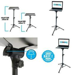 Plixio Adjustable Laptop Projector Stand Portable Podium Tri