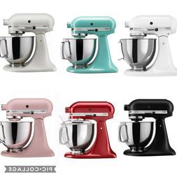 KitchenAid Artisan 5 Qt. Stand Mixer KSM150PS New in Box, Re