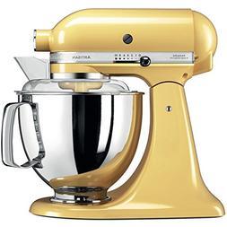 KitchenAid Artisan 5KSM175PSEMY 5 Qt.Stand Mixer Majestic Ye