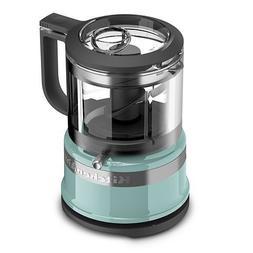 KitchenAid 3.5 Cup Chopper Aqua Sky - Refurbished