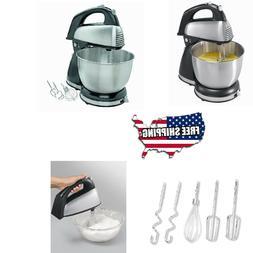Classic Stand Mixer 6 Speed Hamilton Beach Kitchen Cooking D