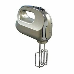 Oster FPSTHMBGB-S 7-Speed Clean Start Hand Mixer Stainless S