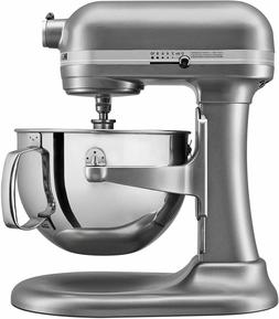 KitchenAid KL26M1XSL Professional 6-Qt. Bowl-Lift Stand Mixe