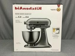 KitchenAid KSM75SL CLASSIC PLUS SERIES 4.5 QUART TILT-HEAD S