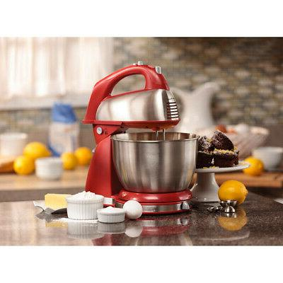 Stand Mixer Stainless