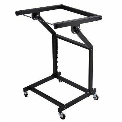 AW Studio Mixer Stand Cart w/Wheel Equip...