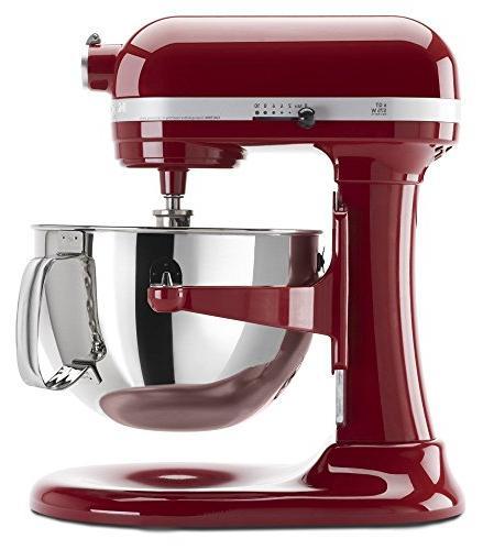 Mixers KitchenAid RKP26M1XER Professional 600 Series 6Qt Emp