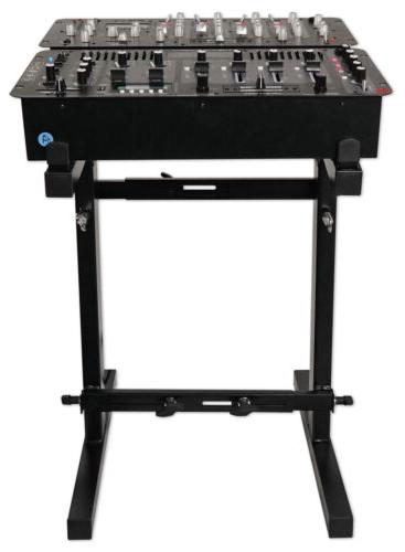 rxs20 portable mixer stand folds flat adjustable