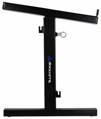 Rockville Portable Mixer Stand - Adjustable Width
