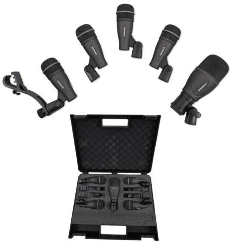 Samson DK705 Kit-Q71 Kick Snare/Tom