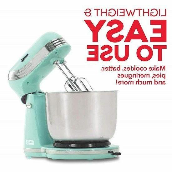 Stand Mixer Cooking Kitchen Dough Bread Cake