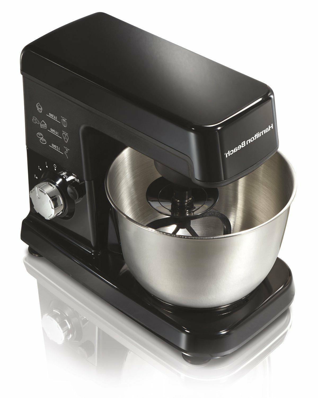 stand mixer cake 6 speeds house bowl