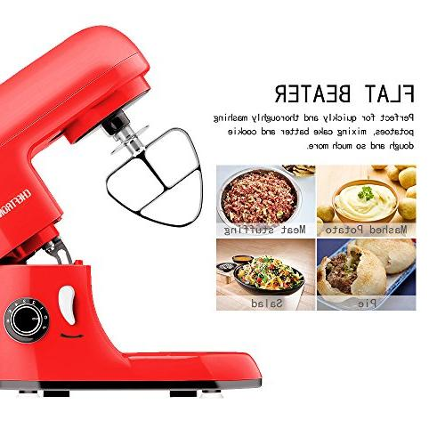 350W Compact 4.2 Stainless Bowl Pouring for Day, Wedding,
