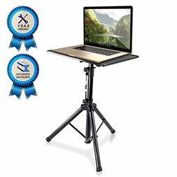 Laptop Stand Universal Projector DJ Mixer Stands Height Adju