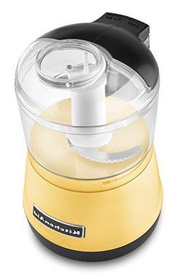 KitchenAid Majestic Yellow 3.5-cup Food Chopper