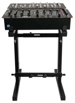 Rockville RXS20 Portable Mixer Stand - Folds Flat - Adjustab