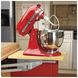 Rev A Shelf Kitchen Cabinet Heavy Duty Mixer Appliance Lift