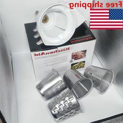 KitchenAid RVSA Slicer & Shredder Attachment for Stand Mixer