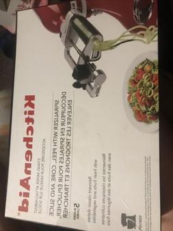 KitchenAid Spiralizer Attachment - Fits All KitchenAid Stand