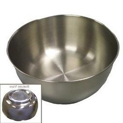 Large stainless steel bowl for Sunbeam & Oster mixers