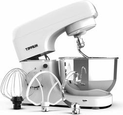 Stand Mixer 4.7QT 8-Speed Electiric Food Mixer Blender Grind