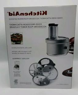KitchenAid Stand Mixer Food Processor Attachments Model KSM2