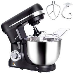 Stand Mixer,Posame Dough Mixer Cake/Bread Kneading Machine,P