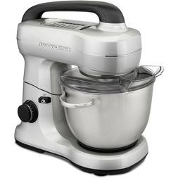 Hamilton Beach 7 Speed Stand Mixer Stainless Steel Kitchen C